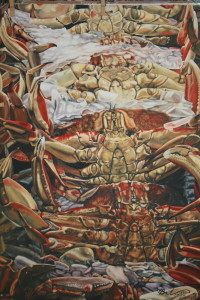 Oh Crab    Cindy Brabec-King, CO  2nd Place