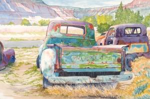 A Rear View  Gene Youngman, CO