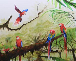Birds of a Feather Michael Allen Davis, CO