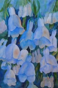 Blue Adagio  Roxanne Morris, CO