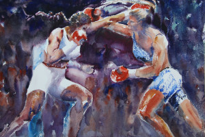 Boxers              Evie Huhta, CO
