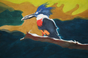 Kingfisher  Gilmore Van Stone, Jr., CO