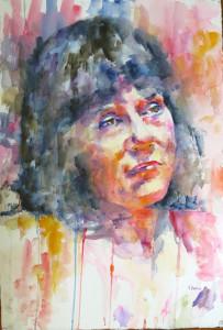 Seva   Kathleen Durdin, FL  Glenwood Springs Art Guild Award