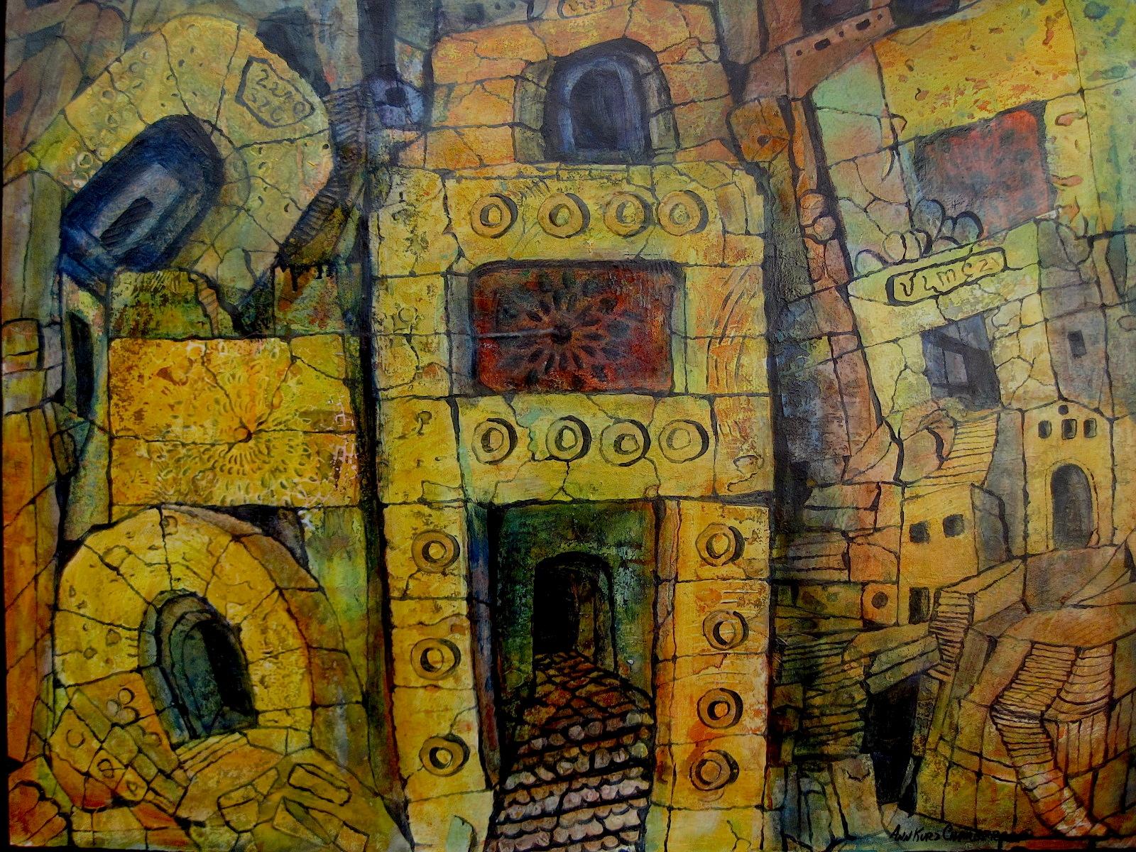 Ancient Corridors